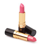 Red lipstick Stock Photography