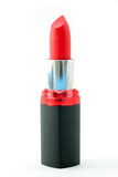 Red lipstick isolated Royalty Free Stock Images