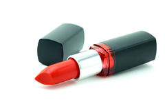Red lipstick isolated Royalty Free Stock Image