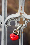 Red lock Stock Images