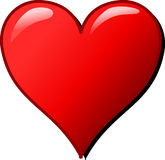Red, Love, Heart, Organ Royalty Free Stock Images