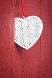 Red love Royalty Free Stock Photo