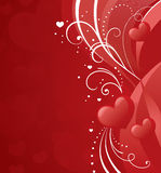 Red for Love Stock Photos