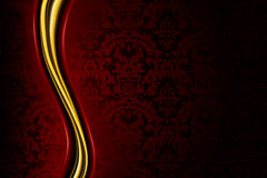 Red Luxury Background Stock Photos