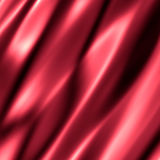 Red luxury silk background Royalty Free Stock Photos