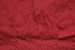 Red Luxury Textile Pattern.  stock photos