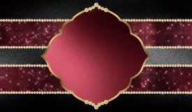Red, Magenta, Pattern, Font royalty free stock photos