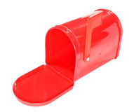 Red Mailbox Stock Images