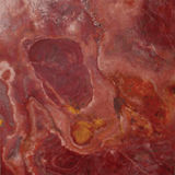 Red Marble Stock Photo
