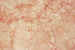 Red marble. Stock Photography