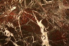 Red Marble Texture royalty free stock photo