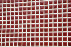 Red marble texture Royalty Free Stock Photos