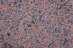 Red marbled granite texture Stock Photography