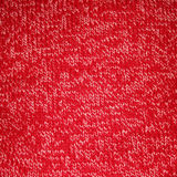 Red marbled knitted background Royalty Free Stock Images