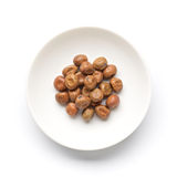 Red marrowfat peas Stock Photo