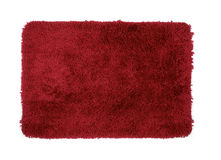 Red mat Royalty Free Stock Image