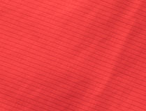 Red material close up Royalty Free Stock Images
