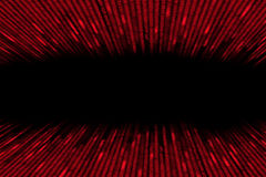 Red matrix  background computer generated Stock Photography