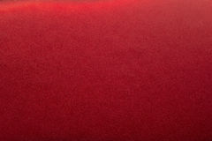 Red Matte Glass Royalty Free Stock Photo