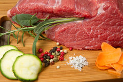 Red meat Stock Photos