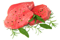 Red meat royalty free stock images