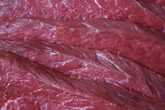 Red meat background Royalty Free Stock Images