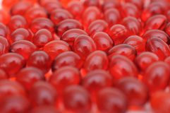 Red medicine Stock Photos