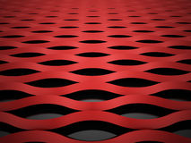 Red mesh background concept Royalty Free Stock Photo