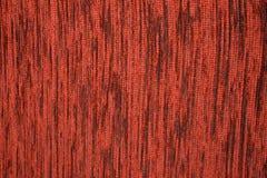 Red mesh structured velvet Stock Photo