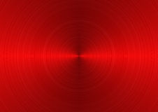 Red metal a background royalty free illustration