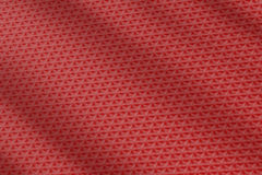 Red metal background Stock Images