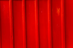 Red metal Stock Photos