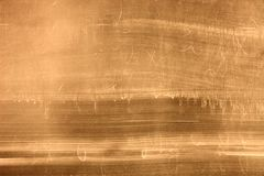 Red metal texture with scratchs Royalty Free Stock Photography