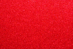 Red Metallic Paint. A Macro shot of red metallic paint Stock Images