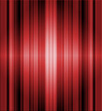 Red Metallic Stripes. Background design of metallic stripes in red tones Royalty Free Stock Photography
