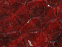 Red mineral Royalty Free Stock Photos