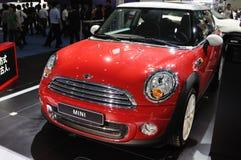 Red mini cooper Stock Images