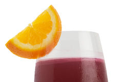 Red mocktail Stock Photography