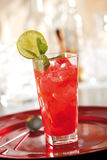 Red mojito Royalty Free Stock Images