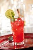 Red mojito Stock Photo