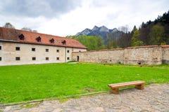 The Red Monastery, Slovakia Stock Image