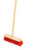 Red mop Royalty Free Stock Images