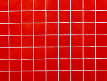 Red  mosaic Royalty Free Stock Photos