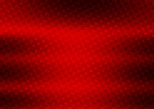 Red  mosaic background Stock Photography