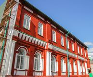 Red Mosque of Tomsk Royalty Free Stock Photos