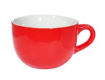 Red Mug Royalty Free Stock Photos