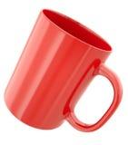 Red mug Royalty Free Stock Image
