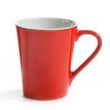 Red mug Stock Photos