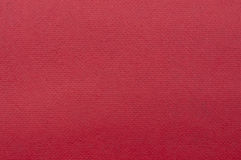 Red mulberry paper. Closeup show textured for background Stock Photography