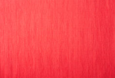 Red napkin. Red striped big napkin background Royalty Free Stock Image